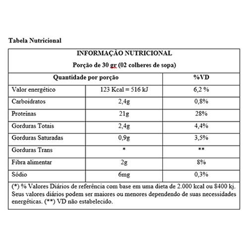 Proteína de Arroz Importada (Vegan Protein) - 1kg
