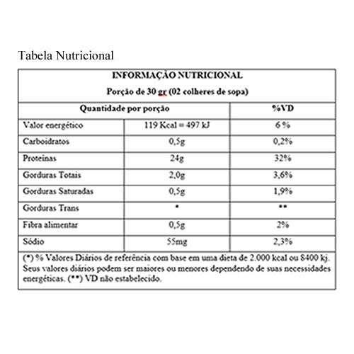 Proteína de Ervilha Importada (Vegan Protein) - 500g