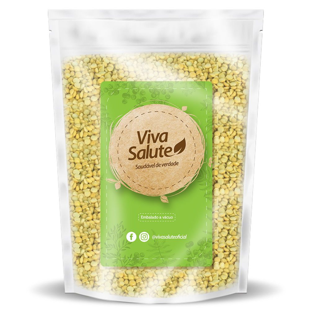 Soja Crocante Torrada e Salgada Sabor Cebola e Salsa - 500g