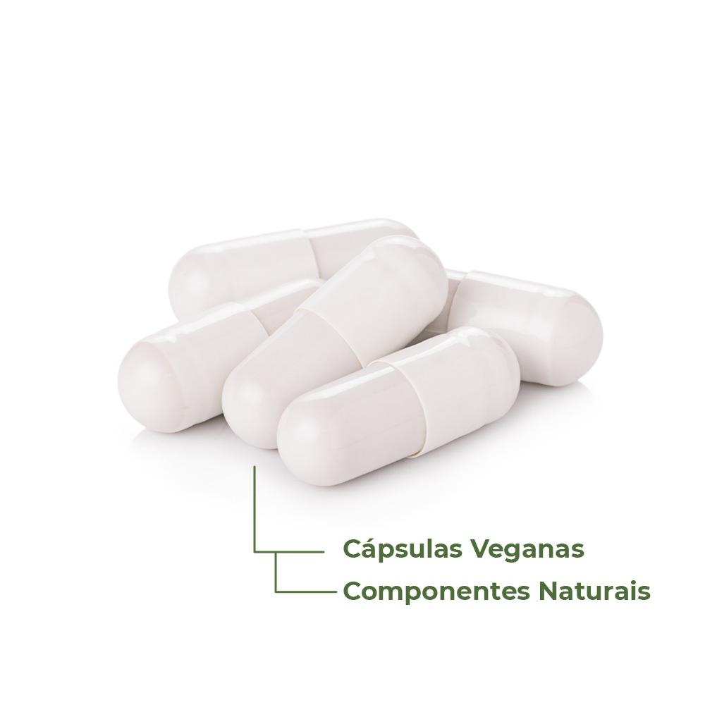 Vitamina B12 Metilcobalamina 414% Alta Concentração - Organi  ( Não contém Glúten )