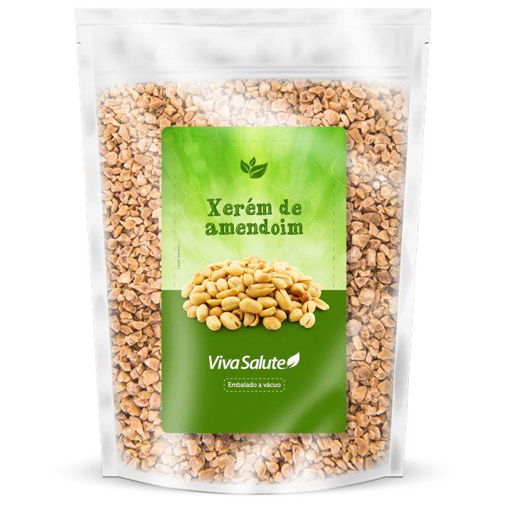Xerém de Amendoim Viva Salute - 500g