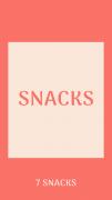 Kit 7 Snacks