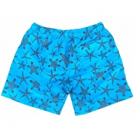 Bermuda azul estrela do mar