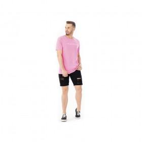 Camiseta neon rosa