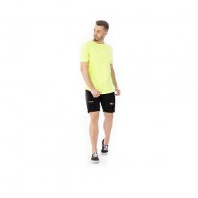 Camiseta neon verde limão