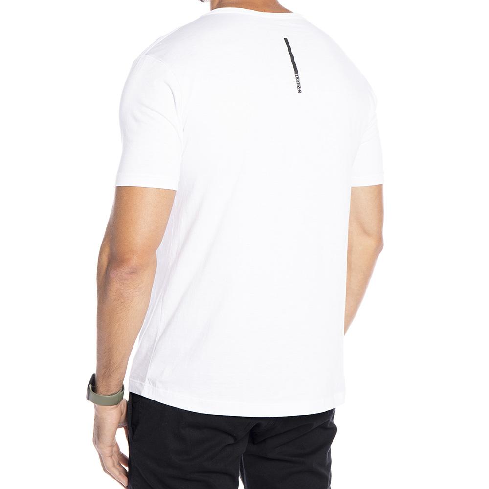Camiseta branca tradicional forinc