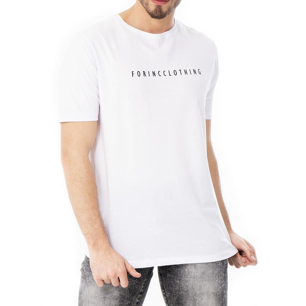 Camiseta tradicional forinc clothing