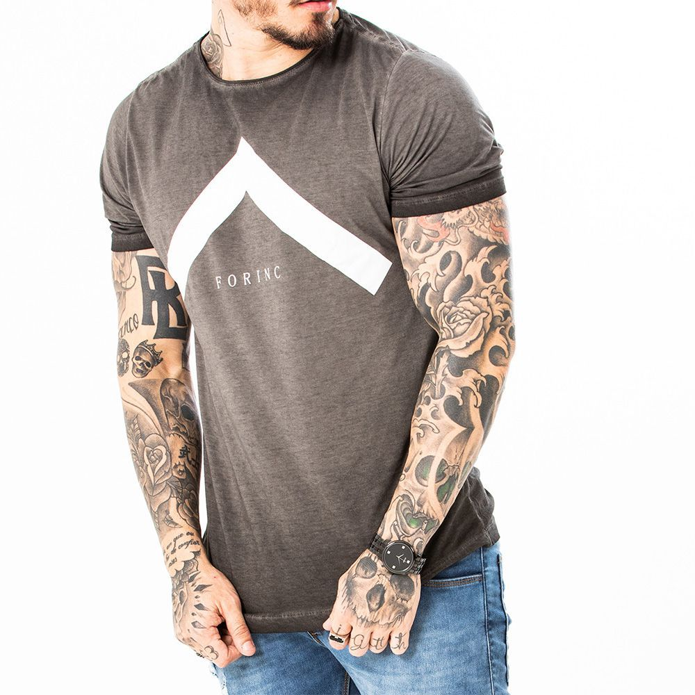 Camiseta TS F INC