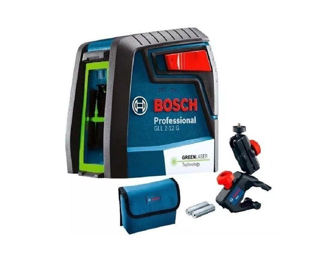 Nível a Laser Bosch GLL 2-12 G