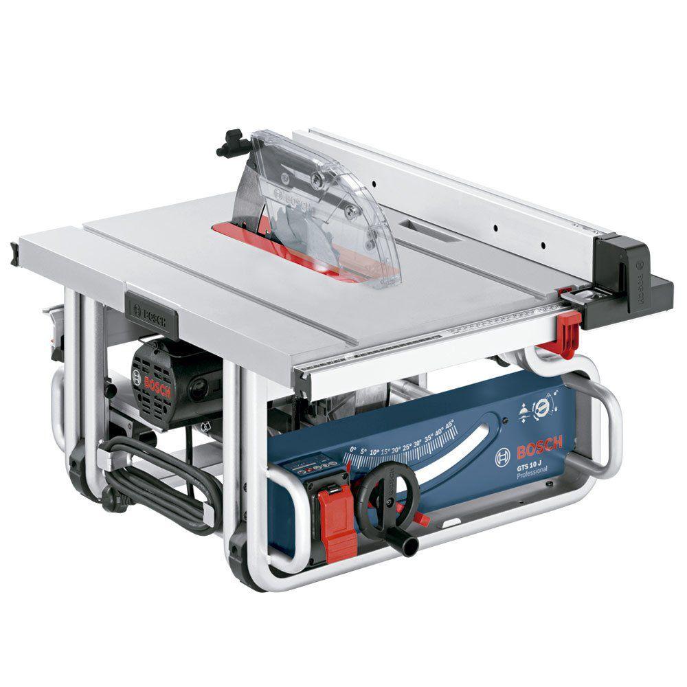 Serra De Bancada 1.800W Bosch GTS 10 J