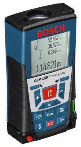 Trena Laser Digital 150 metros BOSCH GLM150