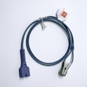Cabo SPO2 (oximetria) Compatível Monitor Portátil R40VET (ACSR40)