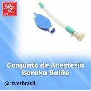 Conjunto de Anestesia Baraka Balão 1/2L Latex