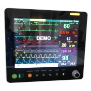 Monitor de Sinais Vitais Veterinária RM1200 VET