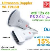 Ultrassom Doppler Wi-Fi/USB - UV-10ULv