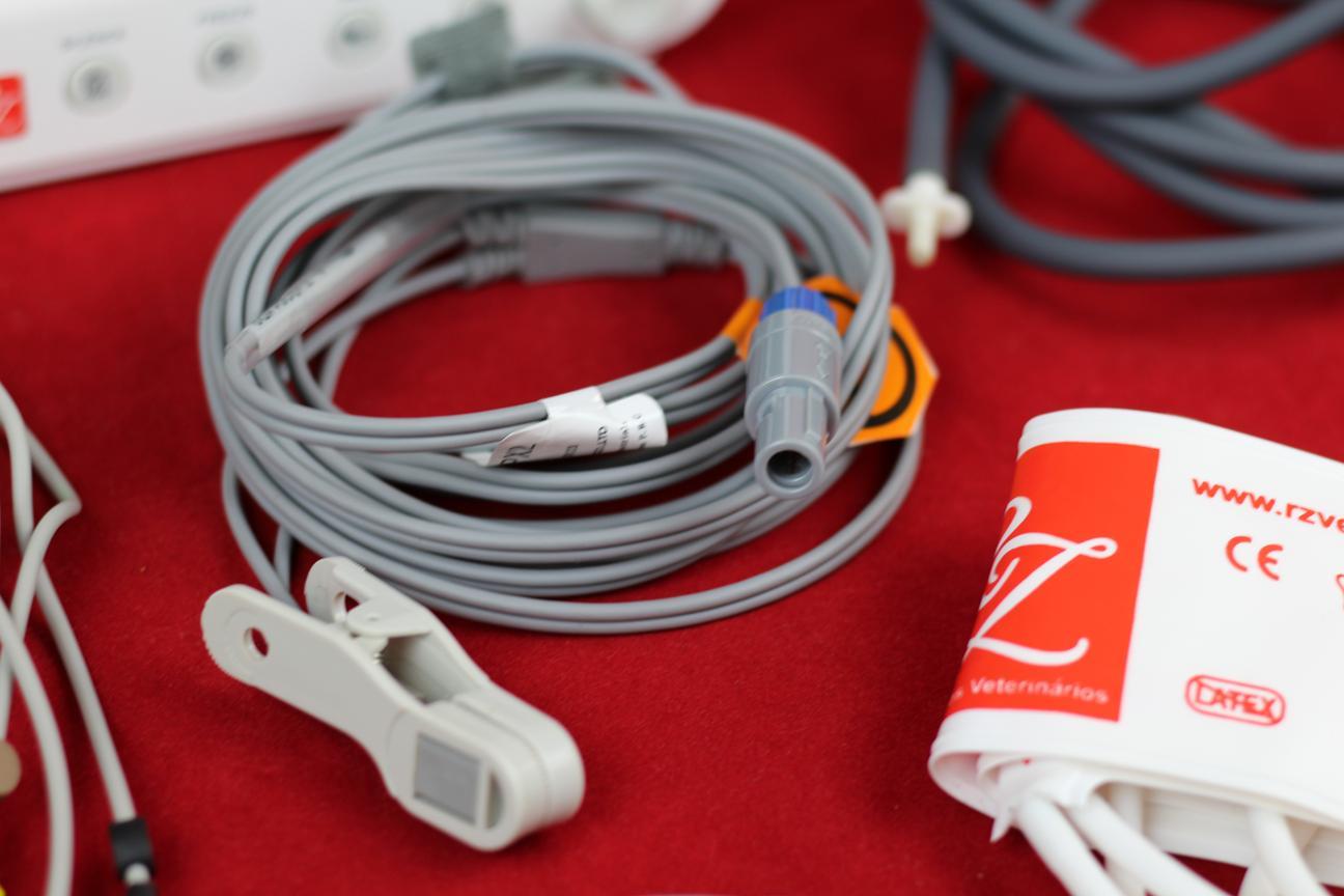 Cabo Sensor oximetria monitores 7,10,12 Polegadas (DSSPO2)