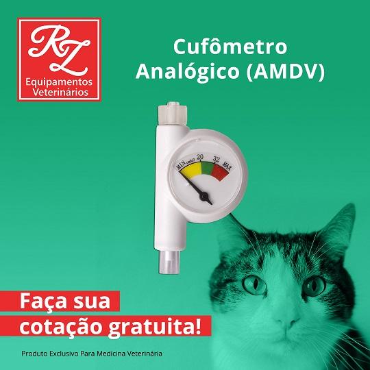 Cufômetro Analógico  (AMDV)