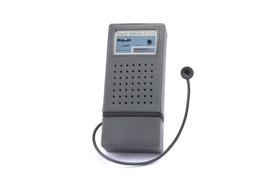 Doppler Vascular Veterinário Portátil Modelo DV 610V