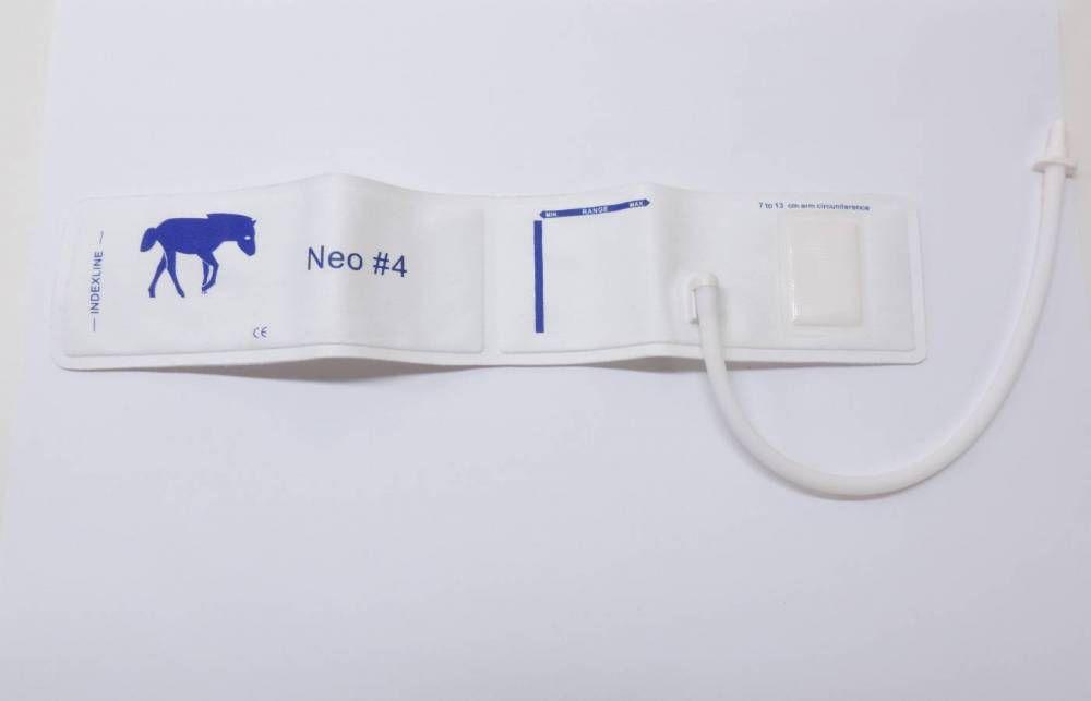 Manguito Veterinário de 01 via kit com os números  02, 03 ,04 - Unimed