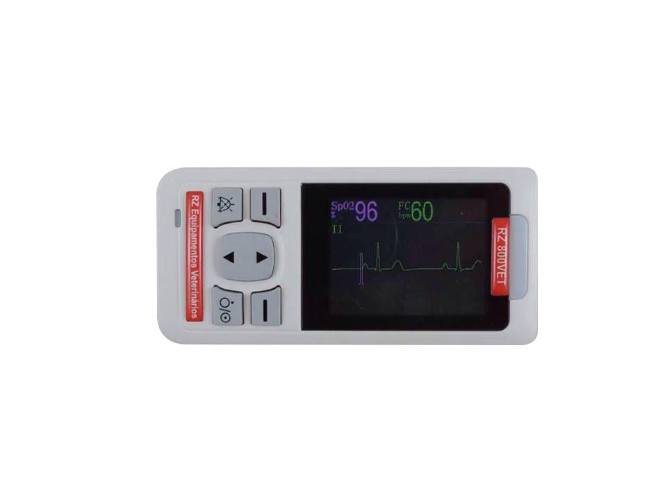 Monitor Veterinário Portátil R800 Vet