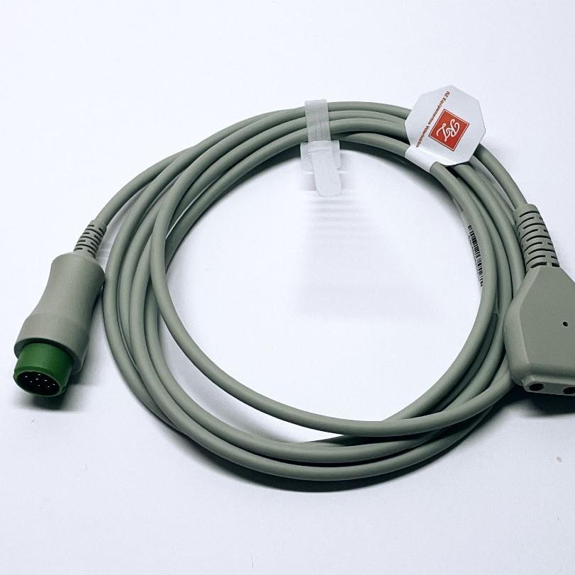Tronco Cabo ECG 03 VIAS - compatível Mindray (ATCEM)