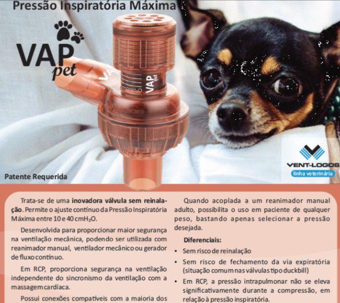 Vap - PET Válvula de Ajuste de Pressão