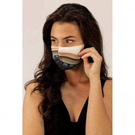 Máscara Tie Dye