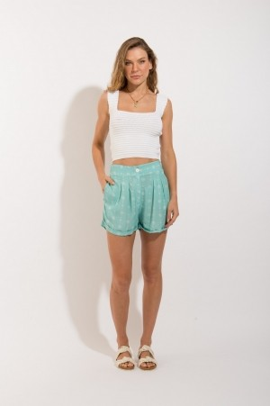 Short Viscose Mystic
