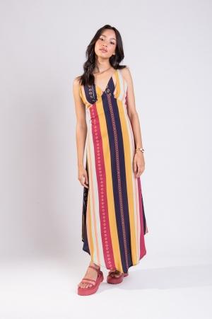 Vestido Listra Solar