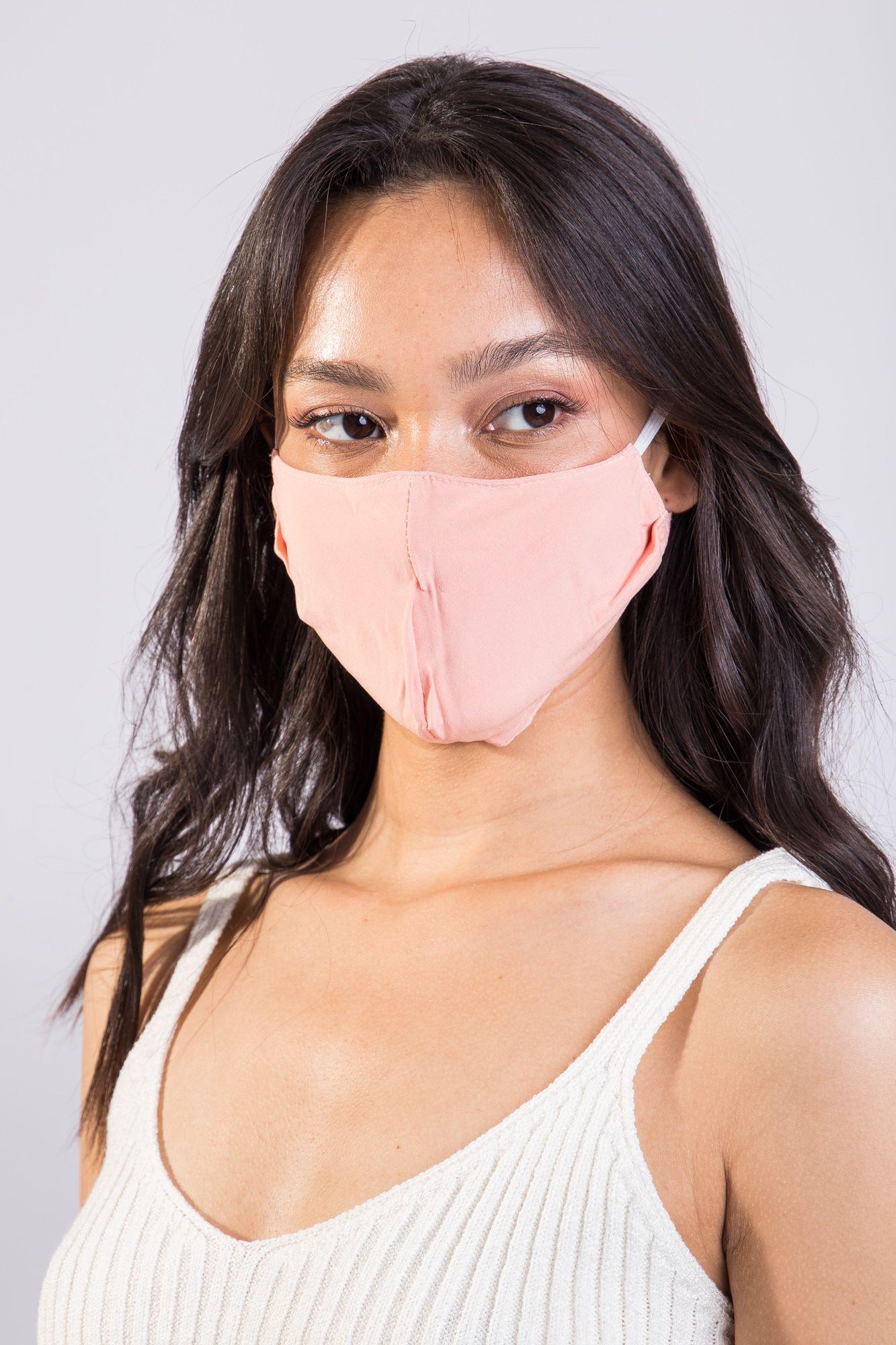 Máscara Rosa Clara