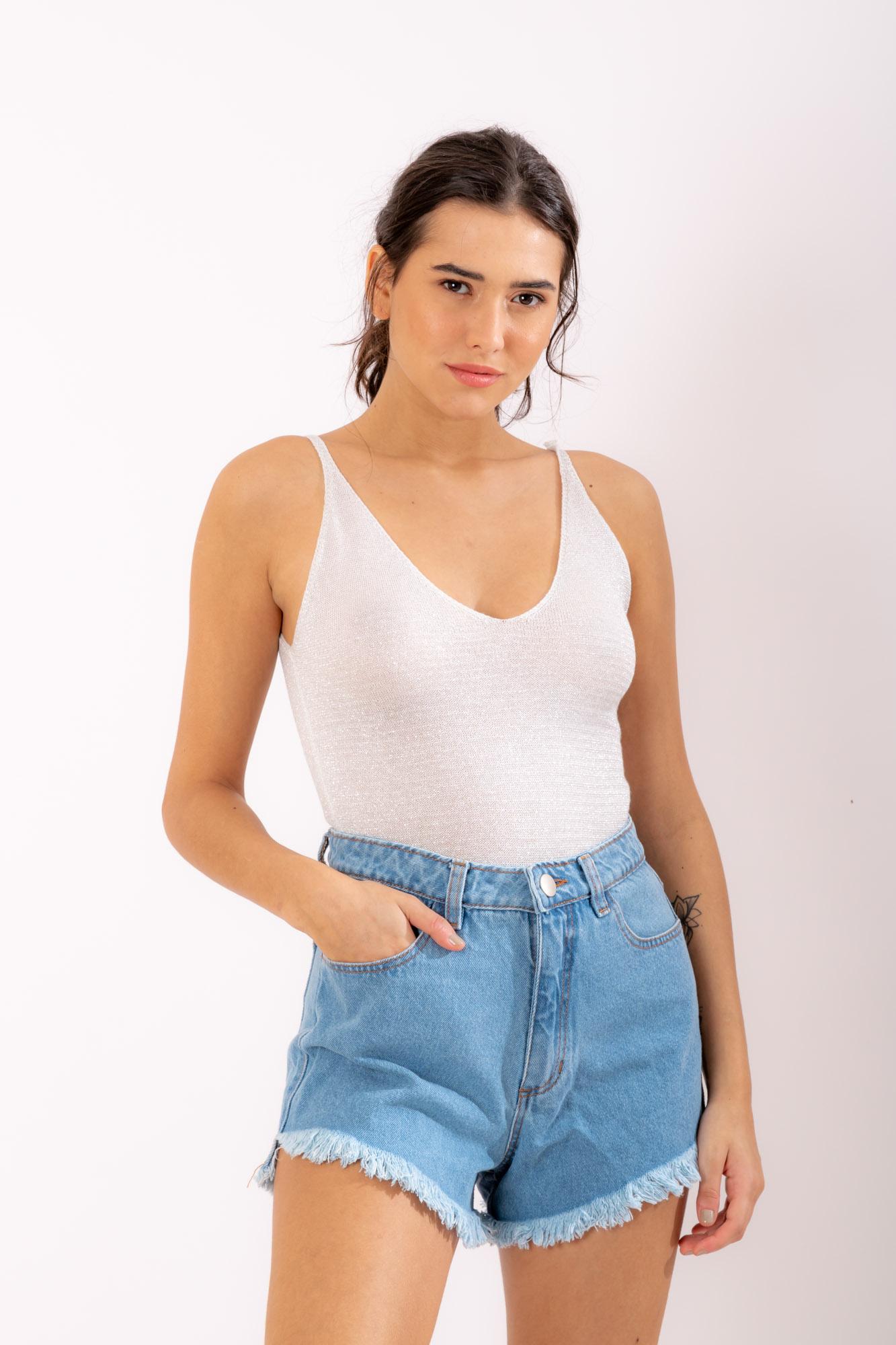 Short Jeans Básico