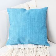 Capa Almofada Collor Trend 42 x 42 cm 021 Azul Turquesa ANTX