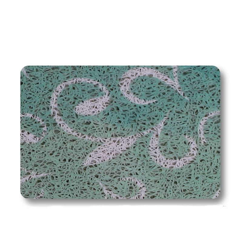Capacho Casa da Mãe Verde 45 cm x 75 cm