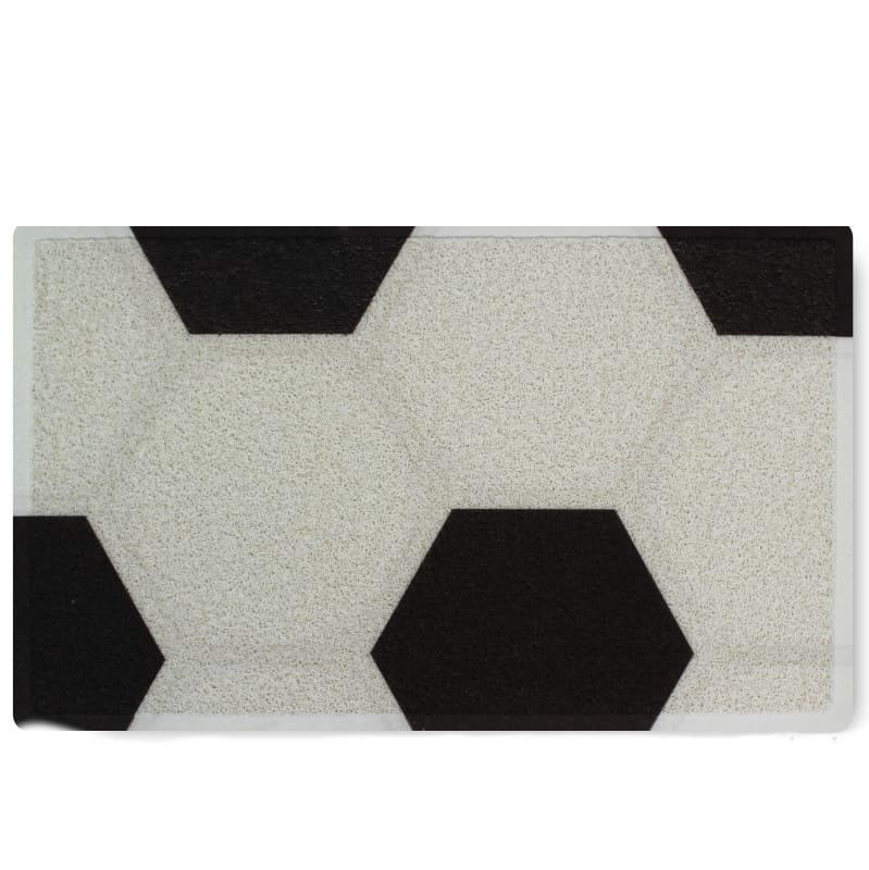 Capacho Bola de Futebol 45 cm x 75 cm