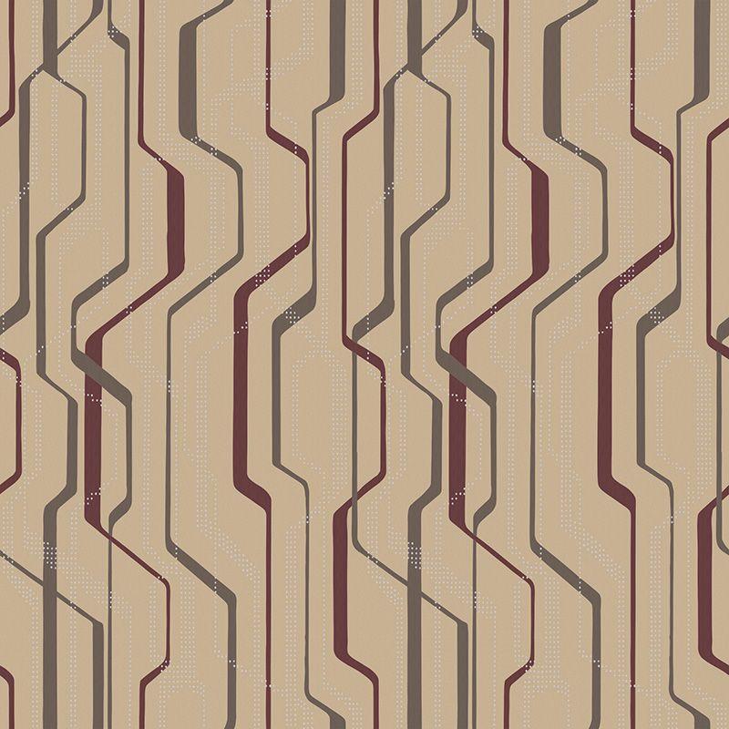 Papel de Parede Dourado com Textura