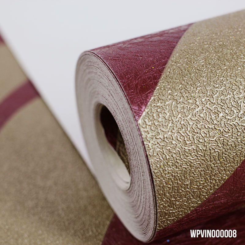 Papel de Parede Vinílico Lavável com 2 tipos de Texturas