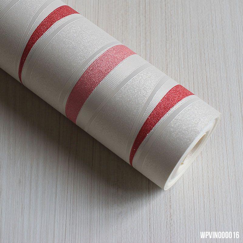 Papel de Parede Vinílico Lavável com 3 tipos de Texturas