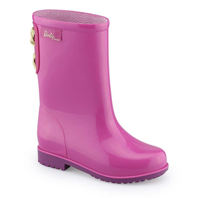 BOTA INFANTIL BARBIE POWER 21390