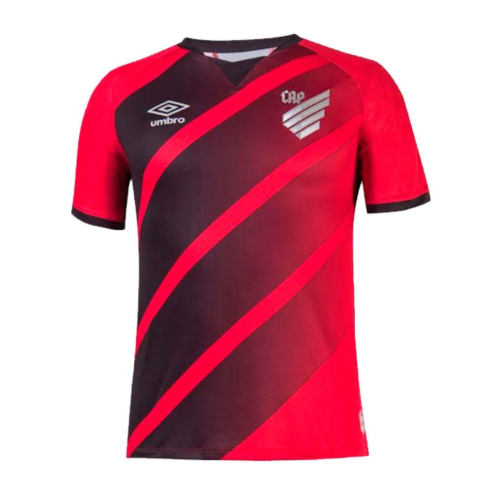 Camisa Oficial Atlético Paranaense I Umbro 2020 Classic