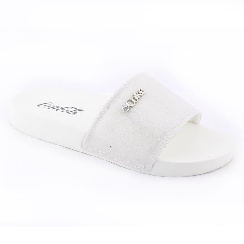 Chinelo Slide CC2374 - Coca Cola