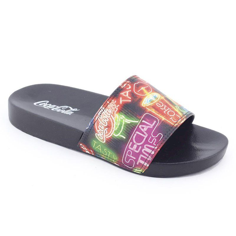 Chinelo Slide CC2378 - Coca Cola
