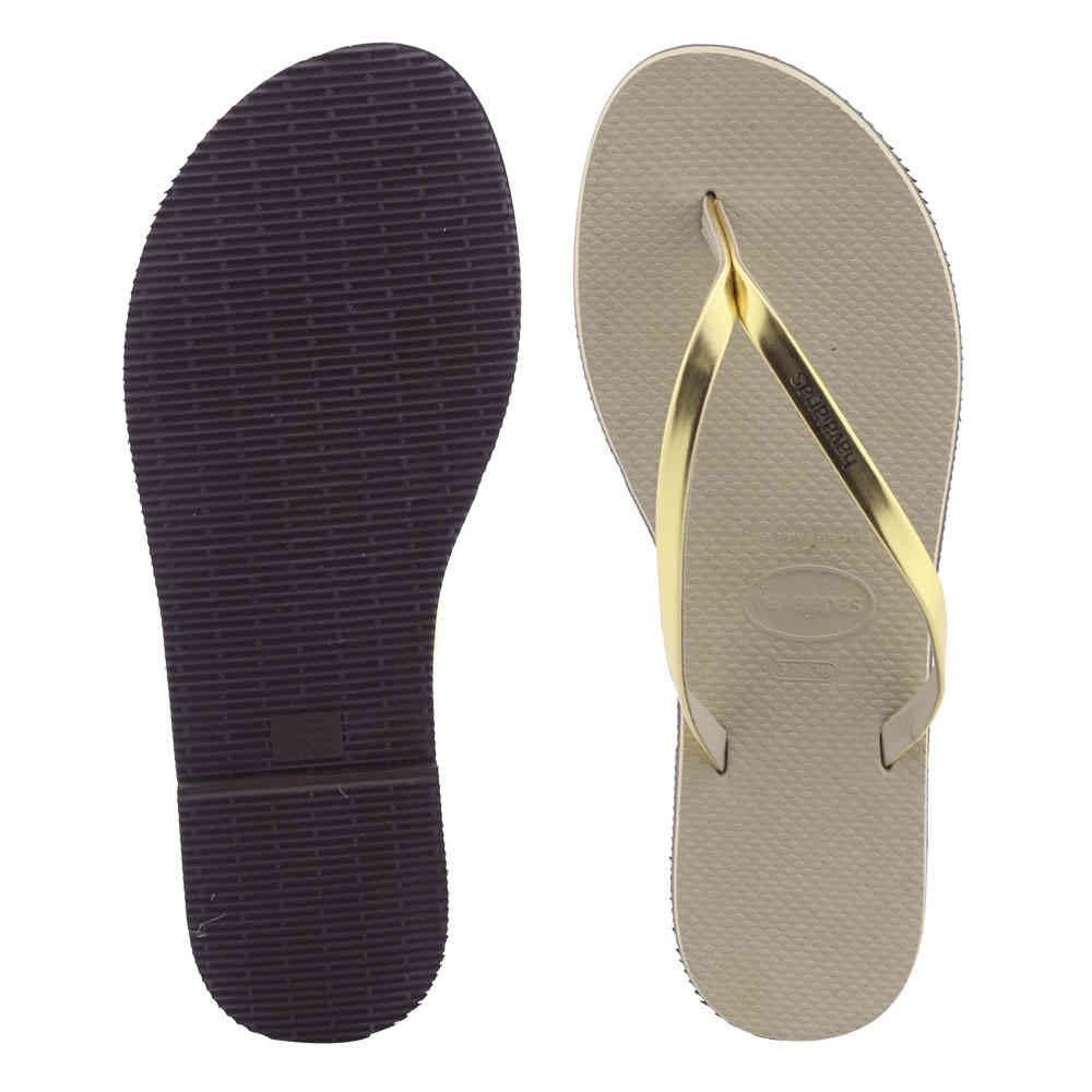 Chinelo Unissex H You Met CF com Nota Fiscal Havaianas