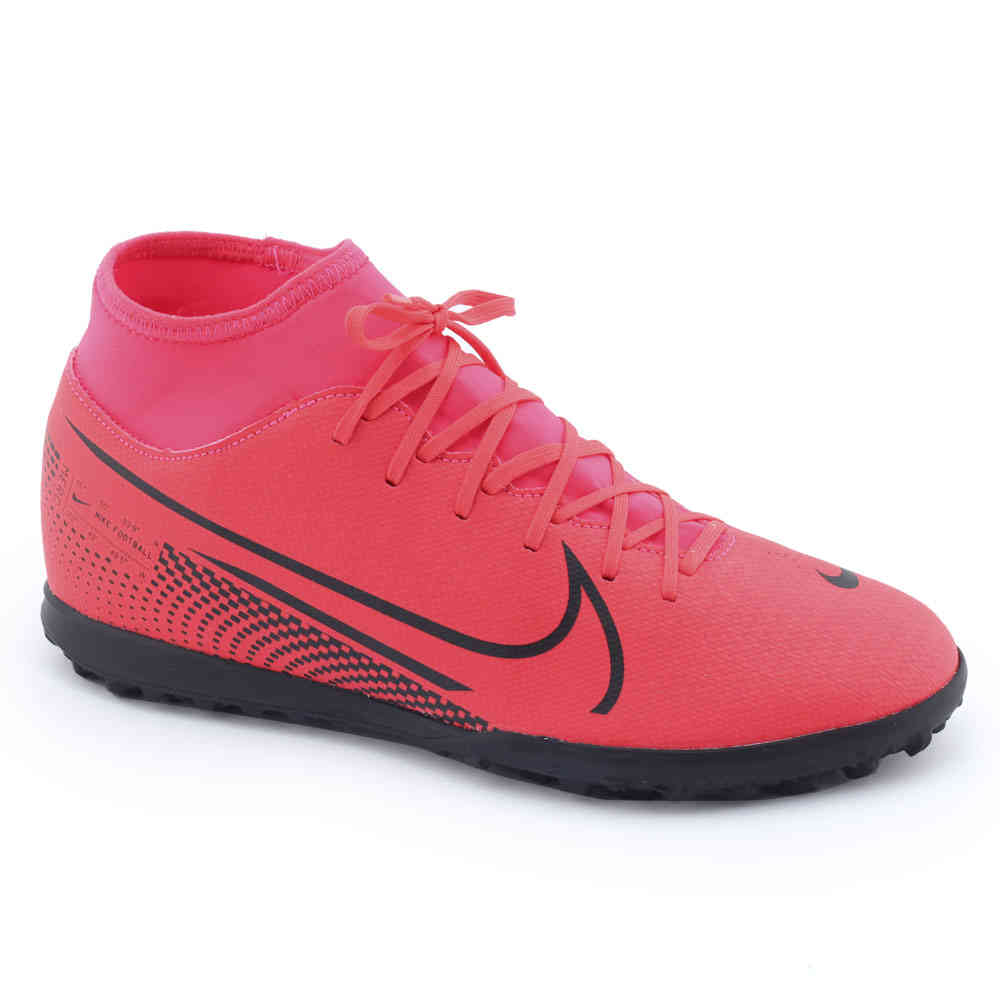 Chuteira Suíço Mercurial Superfly 7 Club TF AT7980 606 Nike