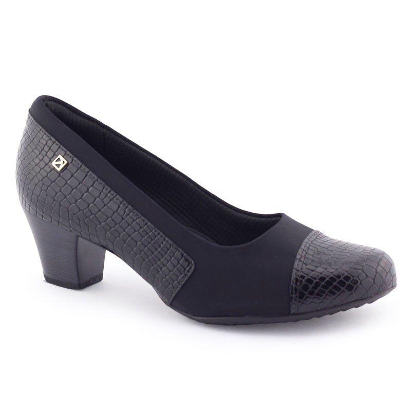 Sapato Fem 111080 Joanete Beber Calçados Piccadilly