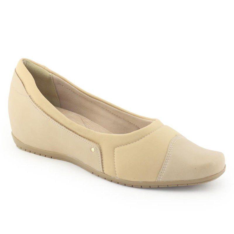 Sapato Feminino 1894305 confortável - Comfortflex