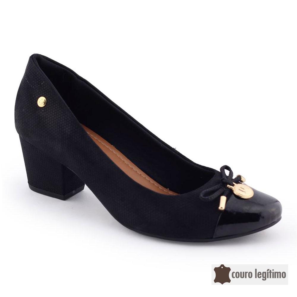 Sapato Feminino Usaflex Q6640 Luxor
