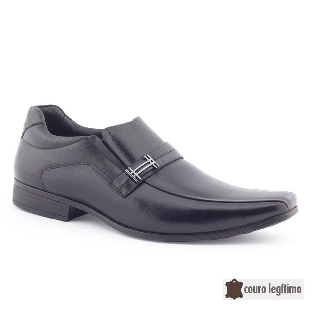 Sapato Masculino 32002 Duo Tech couro - Rafarillo