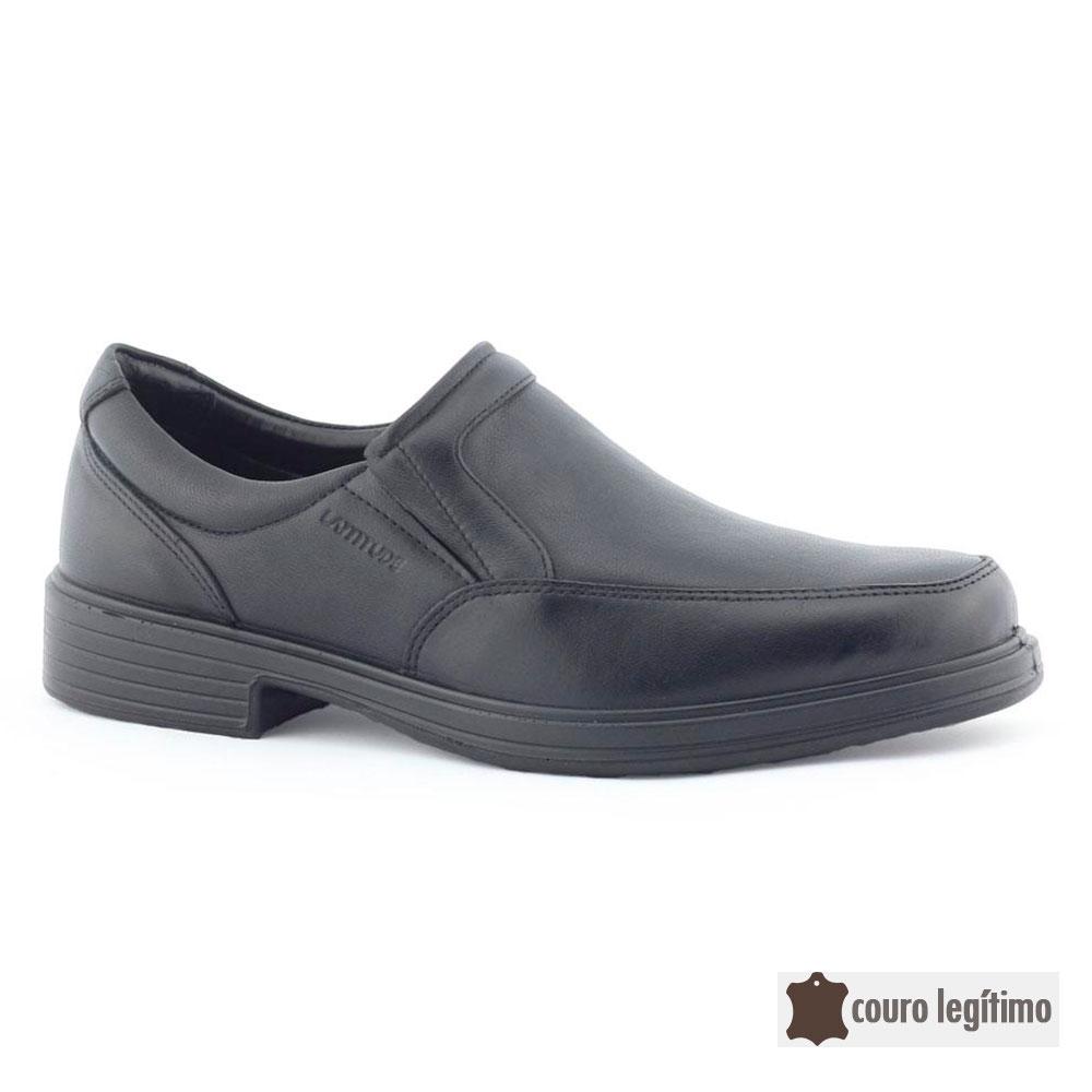 Sapato Masculino 502 Couro Legítimo - Latittude