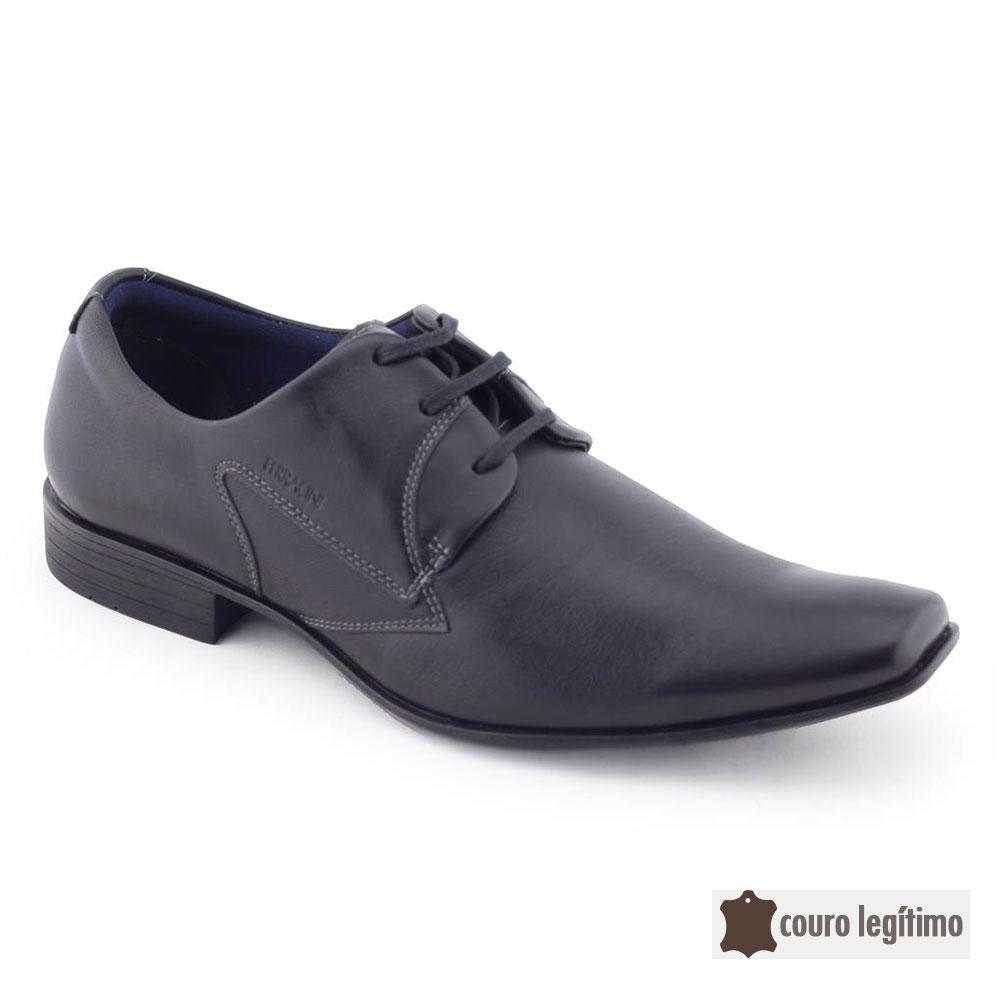 Sapato Masculino Couro Essence 5522 - Ferracini