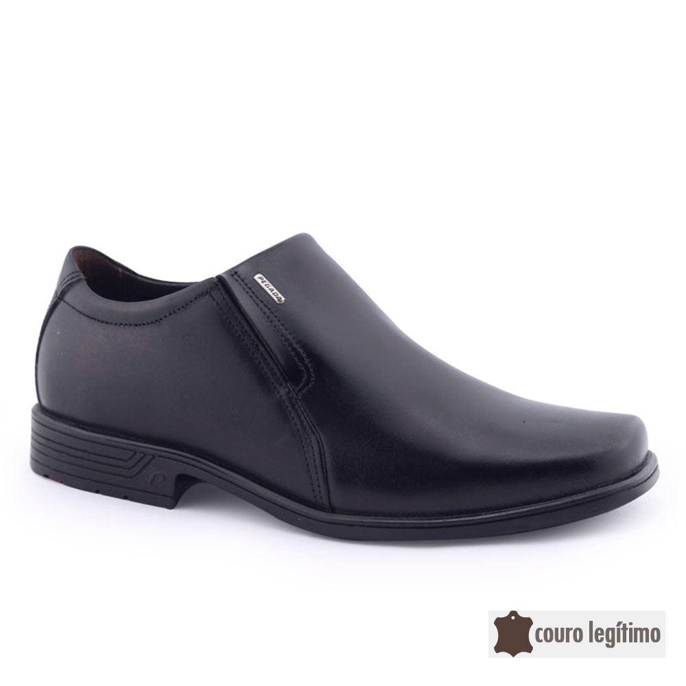 Sapato Social Masculino 22101 1 Anilina Soft Pegada